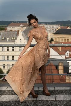 High Low, Lace, Fashion Design, Dresses, Vestidos, Racing, Dress, Gown, Outfits