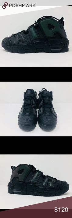 Nike Air More Uptempo SE (GS) Basketball Shoe