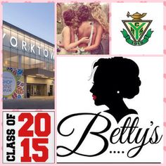 Ladies of York Community High  Prom Is Saturday Last Minute Appointments Available @bettysblowdryandbeautybar #Hair & #Makeup Special: $50. We're Located @ 203 Yorktown Shopping Center (Upper Level) Next To Forever 21! Call Us @ (630) 627-8126 10am-7pm #prom2015 #bettys #blowouts #blowoutbars #lombard #keratintreatments #klixhairextensions #makeup #brows #lashextensions #shugahairproducts #gkhairproducts #ergohairtools