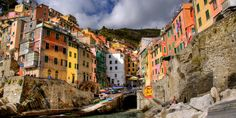 colorful countries