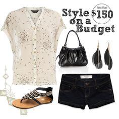 Fashion on a budget!!