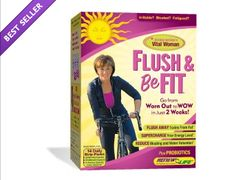 "Get Energized and Get Fit With This Easy Detox!     Flush The Toxins, Lose The Fat – ""Flush & Be Fit"" Pill Cleanse Review"
