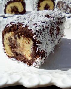 - Famous Last Words Greek Sweets, Greek Desserts, Greek Recipes, Fun Desserts, Fettuccine Alfredo, Cookbook Recipes, Cooking Recipes, Desserts With Biscuits, Kolaci I Torte