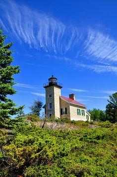 15 Incredible Michigan Lighthouse Photos | Pure Michigan Blog