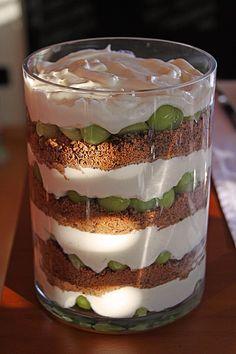 Dessert mit Weintrauben, ein raffiniertes Rezept aus der Kategorie Dessert. Bewertungen: 482. Durchschnitt: Ø 4,7.