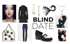 """Blind date contest"" by gresniandjeo29 ❤ liked on Polyvore featuring Amicale, STELLA McCARTNEY, G.H. Bass & Co., Charlotte Russe, Burberry, DL1961 Premium Denim, DaBaGirl, BCBGeneration, women's clothing and women"