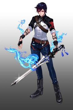 Warlock's arming Fantasy Artwork, Fantasy Images, Fantasy Warrior, Character Modeling, Game Character, Character Concept, Fantasy Character Design, Character Design Inspiration, Dnd Characters