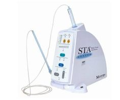 For those times when you might not look forward to that appointment, the STA Single Tooth Anesthesia System® unit and The Wand® hand-piece make the dental visit anxiety-free and more comfortable for you and your family.  Call today for more details! (818) 249-1819  #glendale #glendaledentist #dentaltechnology #toothanesthesia