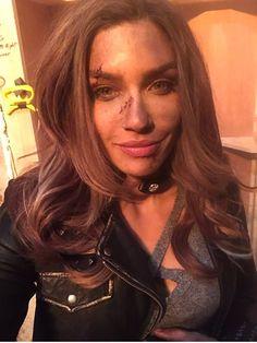 Alpha Werewolf, Dinah Drake, Supergirl And Flash, Dc Characters, Black Canary, Green Arrow, Hair Makeup, Sexy Women, Actresses