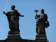escultura Statue Of Liberty, Travel, Santiago De Compostela, Sculpture, Statue Of Liberty Facts, Viajes, Statue Of Libery, Destinations, Traveling