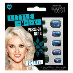 Buy Elegant Touch Little Mix Press-On Nails Perrie 1.0 Kit - Priceline Australia