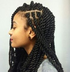 Top 60 All the Rage Looks with Long Box Braids - Hairstyles Trends Box Braids Hairstyles, Try On Hairstyles, Bandana Hairstyles, Twist Hairstyles, Latest Hairstyles, Protective Hairstyles, Protective Styles, Senegalese Hairstyles, Hairstyle Photos