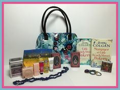 Suze likes, loves, finds and dreams: Giveaway: Decodelire, L'Occitane, Books by Jenny Colgan, Gemstone Necklaces & Tea