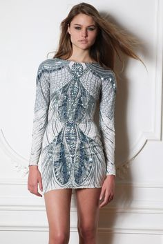 Zuhair Murad Fall 2014 Ready-to-Wear Fashion Show