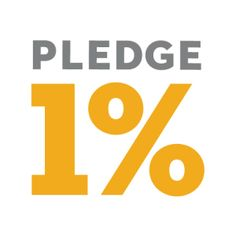 12 years ago we pledged 1% of equity, product, and employee time to charitable causes. It was the best decision we ever made! Now we're teaming up with Pledge 1% to encourage other companies to do the same. #GivingTuesday