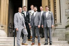 Groom wears a three piece suit   Photography by http://www.lilysawyer.com/