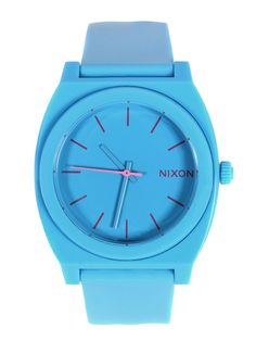 Nixon The Time Teller P Blue Watch