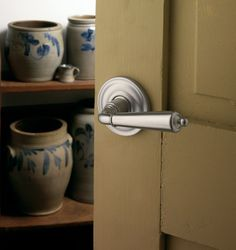Estate Portfolio, Traditional & Classic Style - Levers, 5440V Colonial Lever