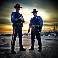 Alaska State Troopers, My boys in Blue :)