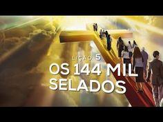 Bíblia Fácil Apocalipse - Lição 5: Os 144 Mil Selados (15° Temporada)