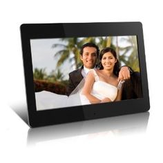 High Resolution 14 inch  Digital Photo Frame w/512MB Built-in Memory and Remote (1366 x 768) ADMPF114F by Aluratek. $99.99. From the Manufacturer                   Enjoy noticeably clearer and crisper pictures. View larger  Aluratek brings picture quality, ease of use, and affordability together. View larger  What separates Aluratek digital photo frames from other brands is picture quality, ease of use, and affordability. You cannot get a better quality image o...