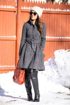 Look do dia: Cold Day!