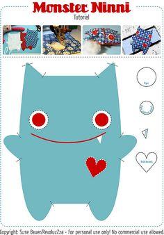 cute monster-fun free pdf download
