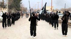 Beeld 5: Islamitische Staat, een terroristische organisatie en tevens een Salafistisch moslimbroederschap die met geweld probeert om terug een Islamitische Staat op te richten zoals de profeet Mohammed heeft gedaan.