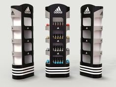 Adidas by FRANK KALALA, via Behance