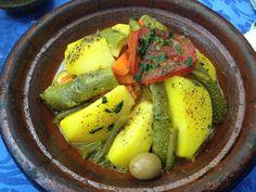 Chicken tajine marrakech