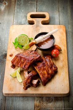 BBQ ready 4th of July { food holiday summer }