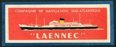 Laennec 1952, CNSA, Francia