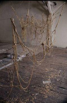 routine investigations: Eva Hesse - 1969