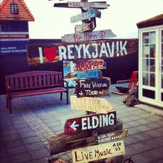 #Iceland #Reykjavik I <3 RVK http://www.iheartreykjavik.net/