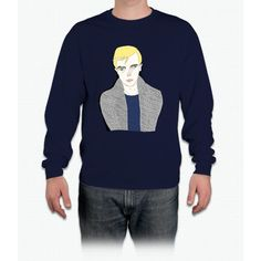 Lucien Carr Harry Potter Long Sleeve T-Shirt