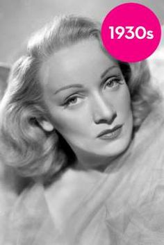 Long before the overdrawn lip trend of 2015, Hollywood starlets like Marlene Dietrich were going out... - Getty