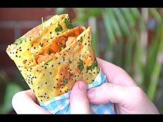 (44) Jianbing - How to Make Authentic, Street Food style Jianbing Guozi at Home (煎饼果子) - YouTube