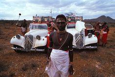 Rencontre avec les Samburus au Nord Kenya