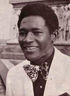Reggae artist Pat Kelly.