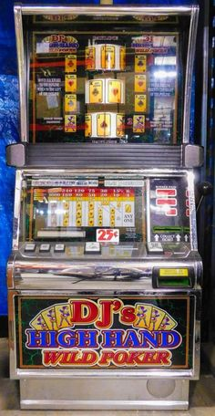 Ebay slot machine policy gambling addiction singapore statistics