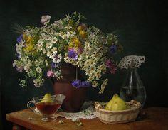 Цветочные фотонатюрморты » Сайт веселого настроения