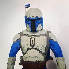 Check out our latest life-sized #lego creation! #bricksnap #starwars #legobuild #legolife #legophotography #brickcentral #legostagram #legos #instalego #legomania #legogram #legophoto #legobricks #fun #legoart #picoftheday #legoland #legostarwars
