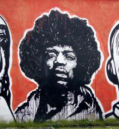 """JB Rock - """"Wall of Fame"""" Via dei Magazzini Generali 2010, #Roma, #Lazio"""