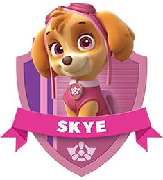 Paw Patrol Skye T shirt Iron on Transfer light fabric Paw Patrol Png, Bolo Do Paw Patrol, Paw Patrol Badge, Paw Patrol Cake Toppers, Cumple Paw Patrol, Paw Patrol Party, Paw Patrol Skye, Cupcake Toppers, Paw Patrol Birthday Cake