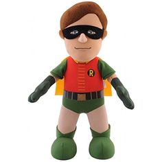 "Bleacher Creatures Batman '66 Robin 10"" Figure -- Visit the image link more details. (This is an affiliate link) #ActionFiguresStatues"