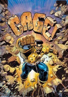 Luke Cage - Universo Marvel