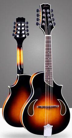 Tong Yu Instrument Co. - Amos Mandolin --- https://www.pinterest.com/lardyfatboy/
