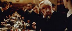 There's no doubt that Draco Malfoy is dreamy. | J.K. Rowling Thinks It's Tom Felton's Fault That Draco Malfoy Is Boyfriend Material - BuzzFeed News
