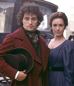 Middlemarch - 1994 BBC - Rufus Sewell and Juliet Aubrey