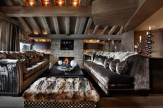 Chalet Atlantique - Courchevel, France Luxury Accommodations